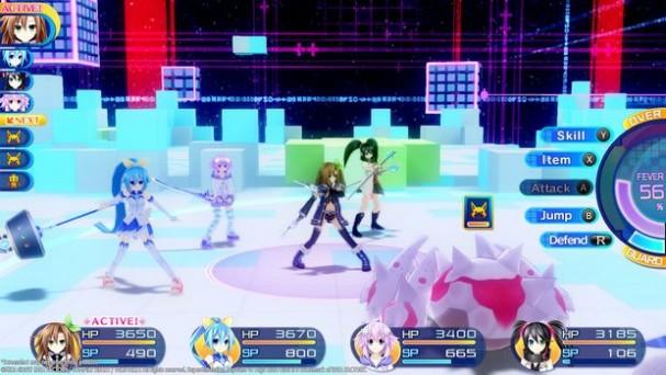 Superdimension Neptune VS Sega Hard Girls PC Crack