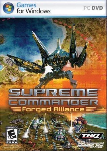 Supreme Commander: Forged Alliance Free Download
