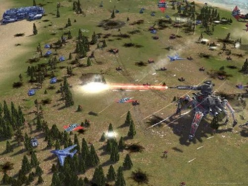 Supreme Commander: Forged Alliance Torrent Download