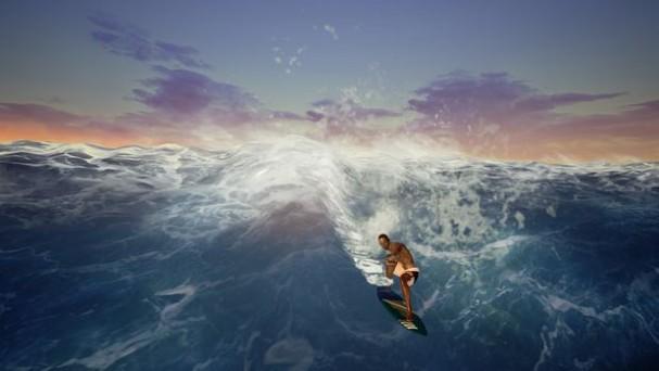 Surf World Series PC Crack