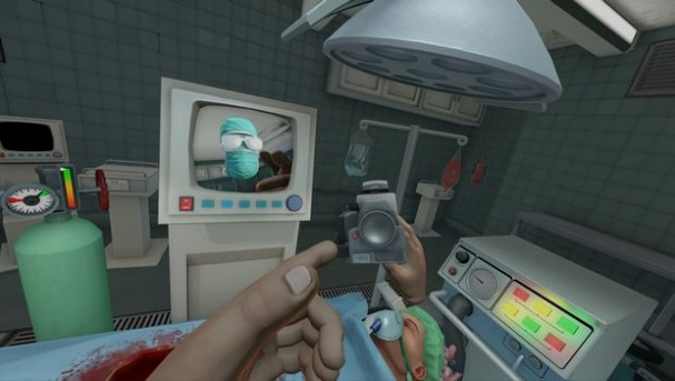 Surgeon Simulator: Experience Reality Torrent Download
