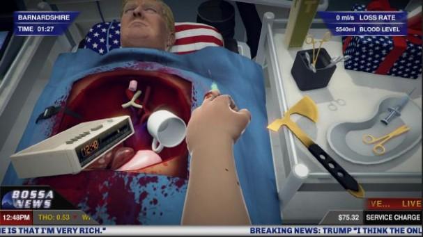 Surgeon Simulator: Inside Donald Trump Torrent Download