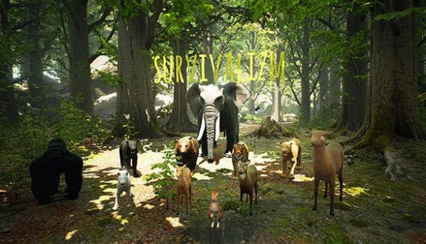 Survivalizm - The Animal Simulator Free Download