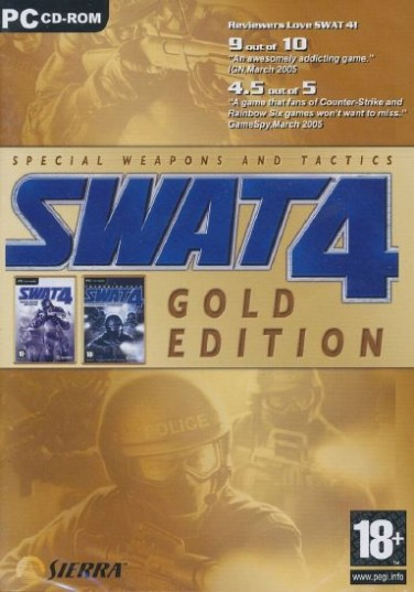 SWAT 4 Gold Edition Free Download
