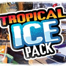 Table Top Racing: World Tour - Tropical Ice Pack Game Free Download