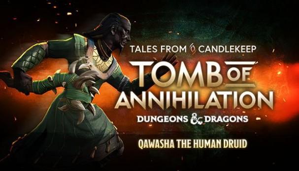 Tales from Candlekeep - Qawasha the Human Druid Free Download