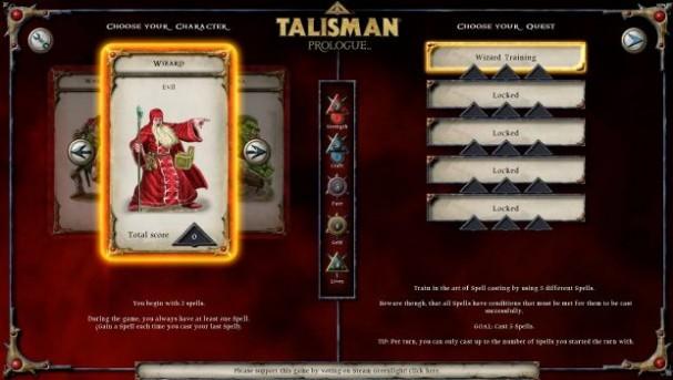 Talisman: Prologue PC Crack
