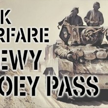 Tank Warfare: Tunisia 1943 Chewy Gooey Pass Game Free Download