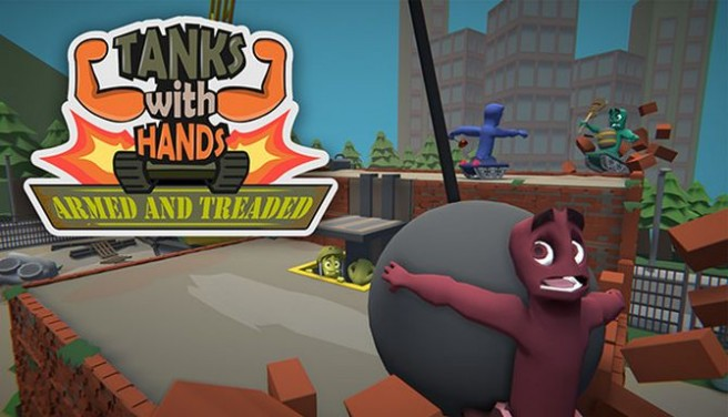 Tanks With Hands: Armed and Treaded Free Download