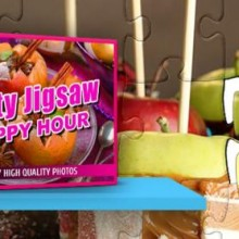 Tasty Jigsaw Happy Hour Game Free Download