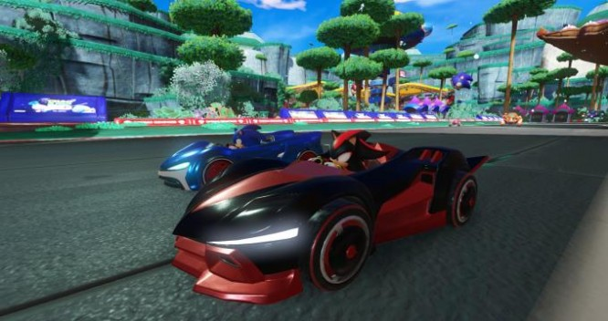 Team Sonic Racing PC Crack