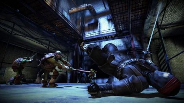 Teenage Mutant Ninja Turtles Out of the Shadows PC Crack