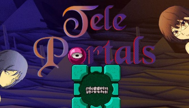 Teleportals. I swear it's a nice game Free Download