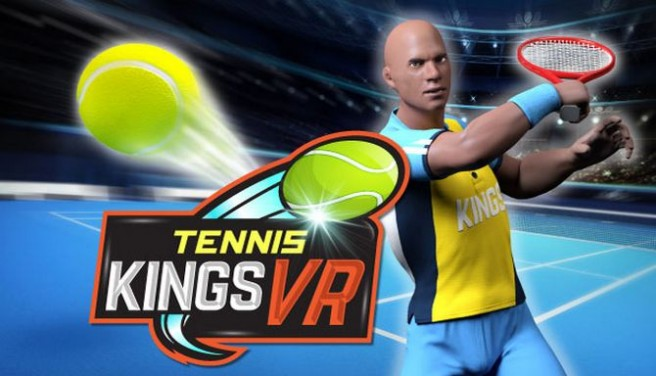 Tennis Kings VR Free Download