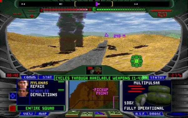 Terra Nova: Strike Force Centauri PC Crack