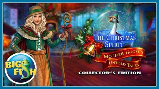 The Christmas Spirit: Mother Goose's Untold Tales Collector's Edition Free Download