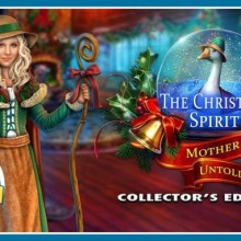 The Christmas Spirit: Mother Goose's Untold Tales Collector's Edition Game Free Download