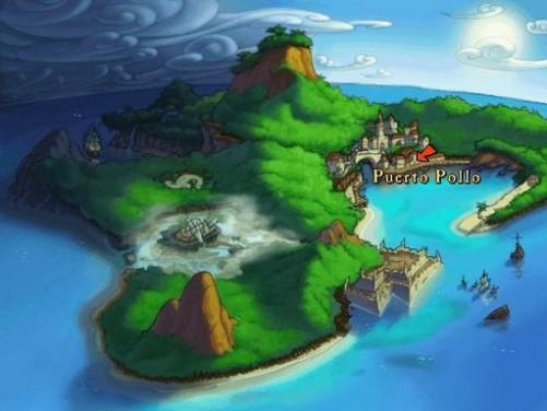 The Curse of Monkey Island PC Crack