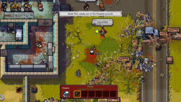 The Escapists: The Walking Dead PC Crack