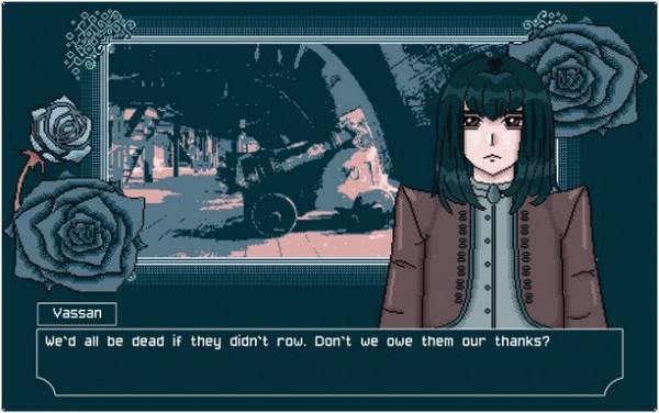 The Great Voyage - Visual Novel PC Crack