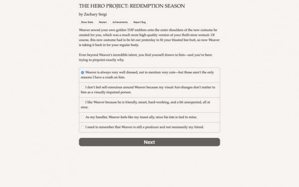 The Hero Project: Redemption Season PC Crack