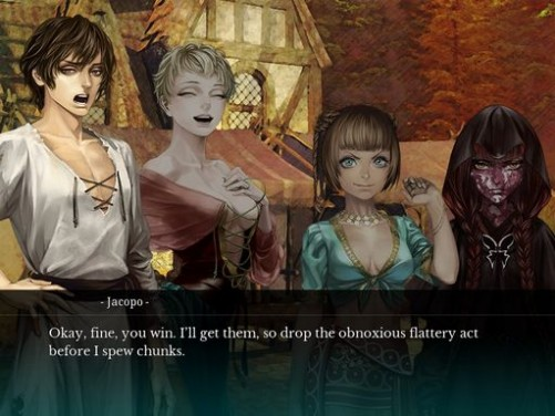 The House in Fata Morgana: A Requiem for Innocence PC Crack