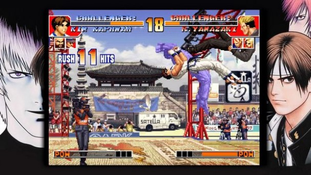 THE KING OF FIGHTERS '97 GLOBAL MATCH PC Crack