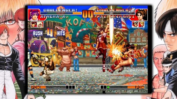 THE KING OF FIGHTERS '97 GLOBAL MATCH Torrent Download