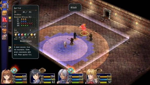 The Legend of Heroes: Trails in the Sky PC Crack