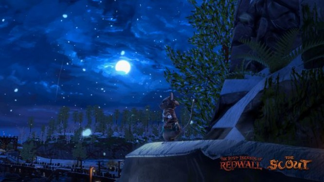 The Lost Legends of Redwall? : The Scout PC Crack