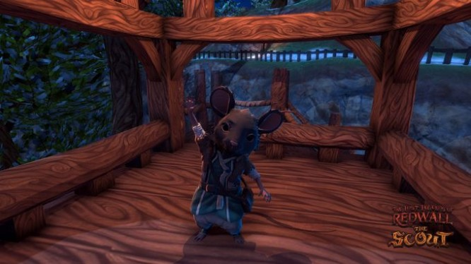 The Lost Legends of Redwall? : The Scout Torrent Download