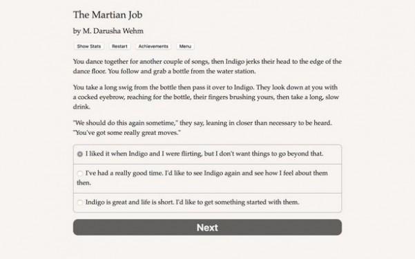 The Martian Job Torrent Download