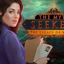 The Myth Seekers: The Legacy of Vulcan Game Free Download