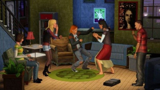 The Sims 3 70's, 80's and 90's PC Crack