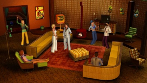The Sims 3 70's, 80's and 90's Torrent Download