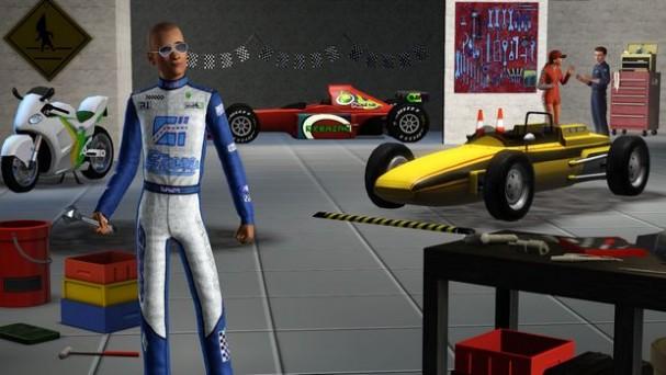 The Sims 3 Fast Lane Stuff PC Crack