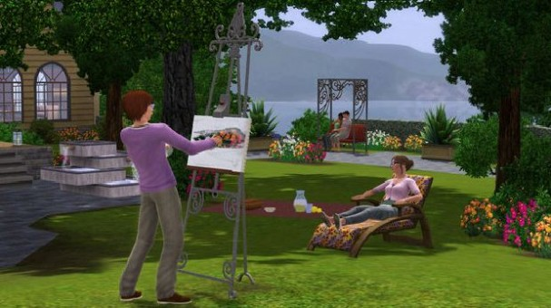 The Sims 3 Outdoor Living Stuff Torrent Download
