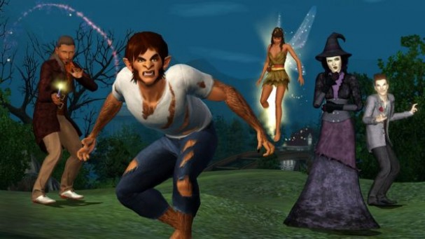 The Sims 3: Supernatural Game Free Download - IGG Games !