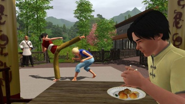 The Sims 3 World Adventures PC Crack