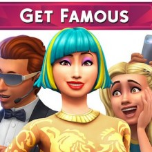 The Sims 4 Get Famous (v1.48.94.1020 & ALL DLC) Game Free Download