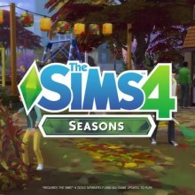 The Sims 4 Seasons (v1.44.83.1020 & ALL DLC) Game Free Download