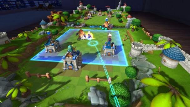 The table at war VR Torrent Download