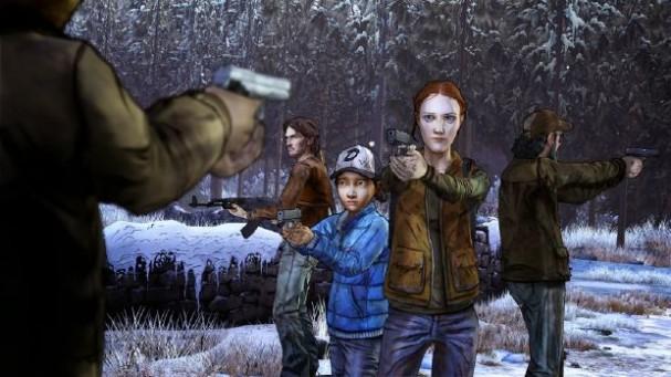 The Walking Dead Season 2 PC Crack