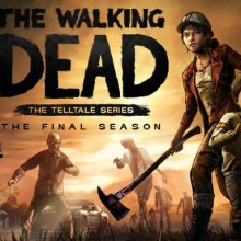 The Walking Dead: The Final Season (Episode 1-3) Game Free Download