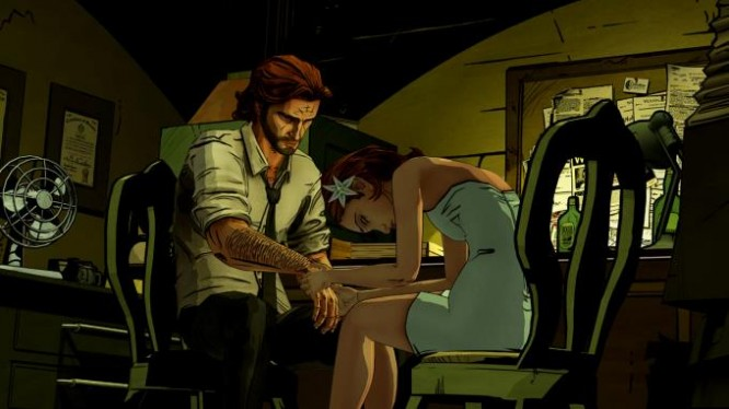 The Wolf Among Us PC Crack