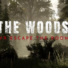 The Woods: VR Escape the Room Game Free Download
