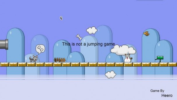 This Is Not A Jumping Game Torrent Download