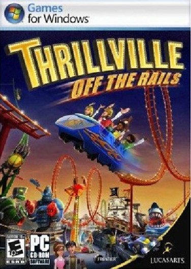 Thrillville: Off the Rails Free Download