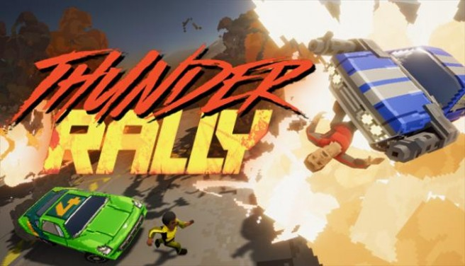 Thunder Rally Free Download