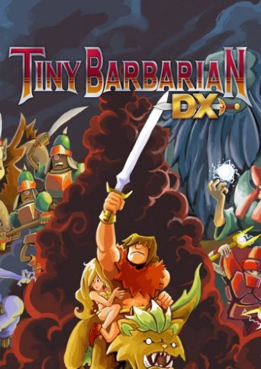 Tiny Barbarian DX Free Download